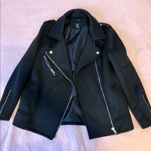 Forever 21 Moto Jacket Medium